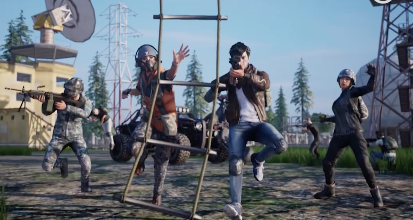A new alternative to PUBG developed by Tencent already topping the charts