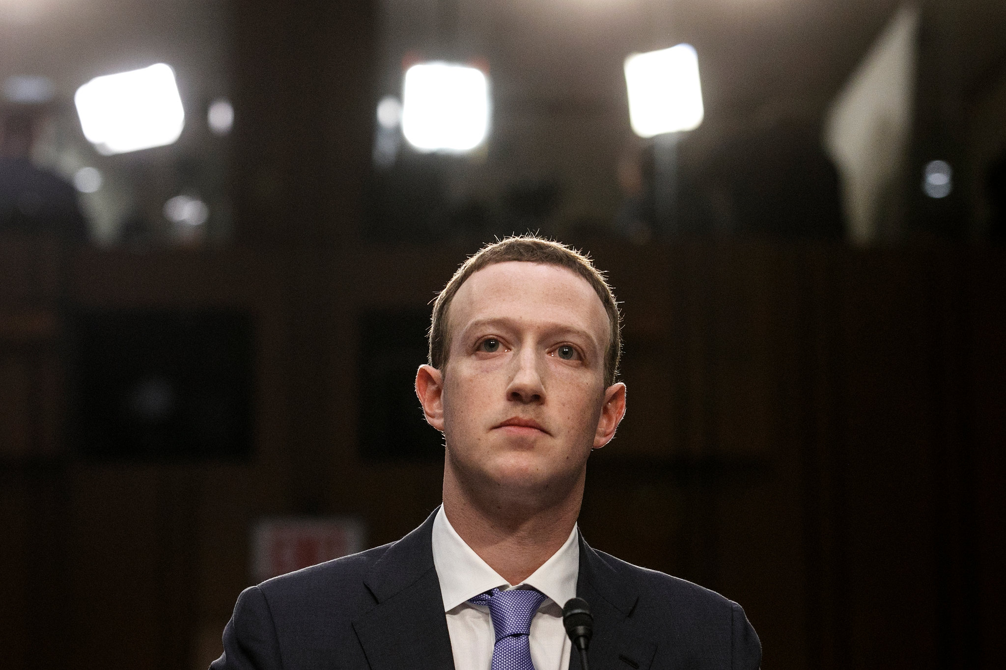 Breaking up Facebook and other applications is not a good idea- Mark Zuckerberg