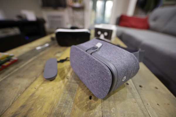 Google with absolutely no news on VR