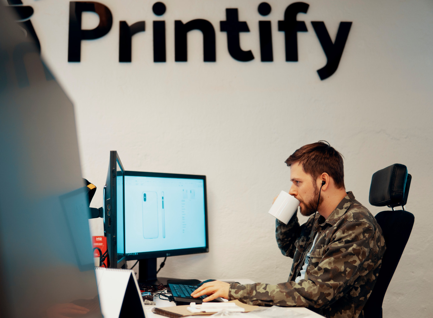 Printify to expand its marketplace from custom printing with $3 million investment