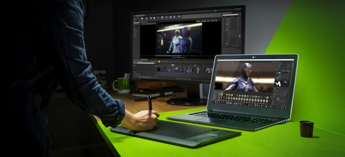 Studio Line of Laptops are announced by Nvidia and it is ready to compete with MacBook Pro