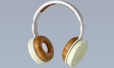These 'organism developed' Headphones could be the eventual fate of practical hardware