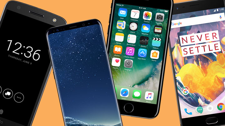 Best Phones to Gift your Dad for Father's day 2019