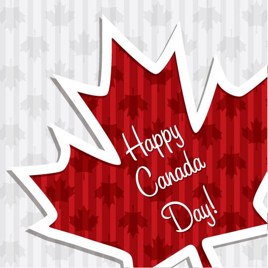 Canada Day 2019 Cards Free