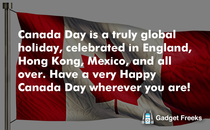 Canada Day 2019 Wishes for 1st July
