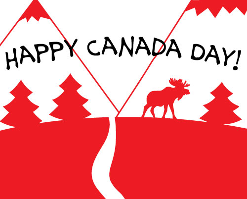 Canada Day DP for 1st July