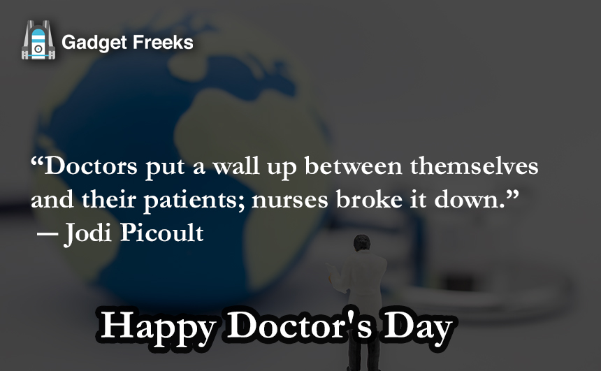 Doctor's Day Captions