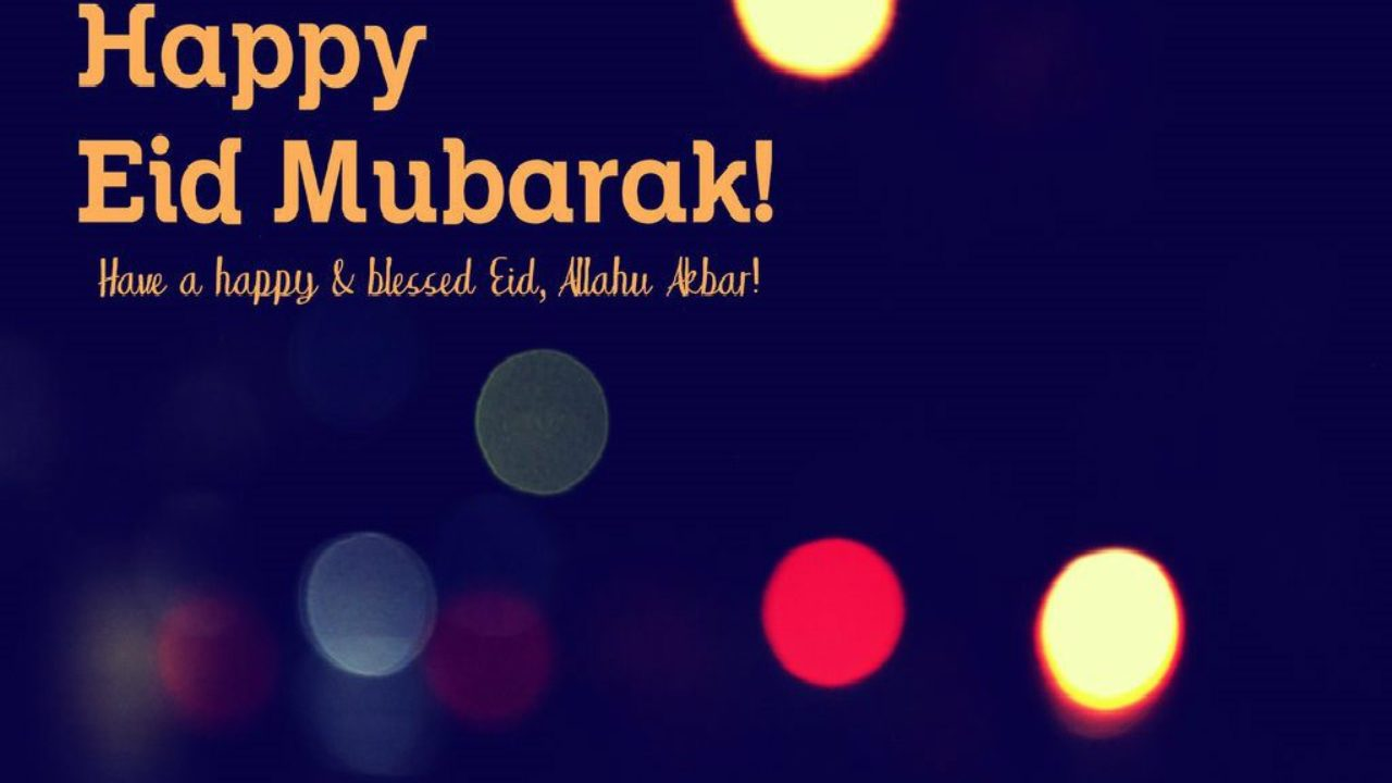 eid mubarak 2019: images, gif, stickers, wallpapers, hd pics