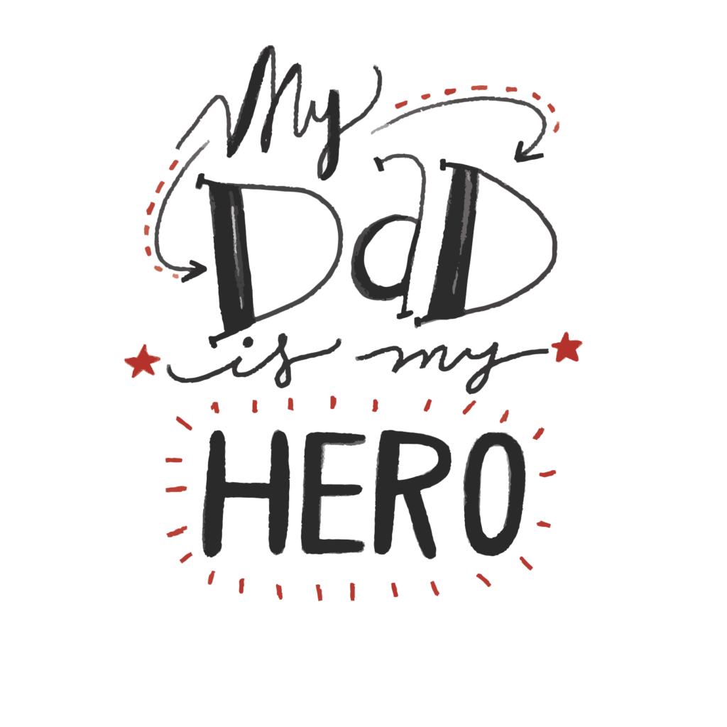 Father's Day 2019 Clipart