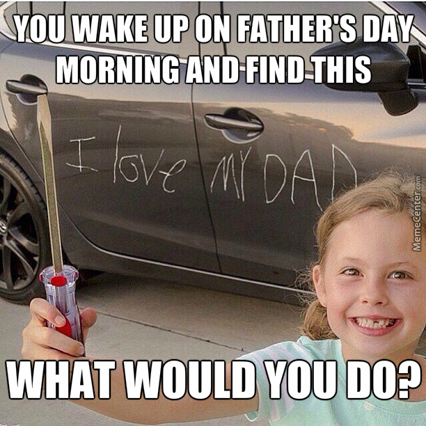 Father's Day Memes to share with Dad