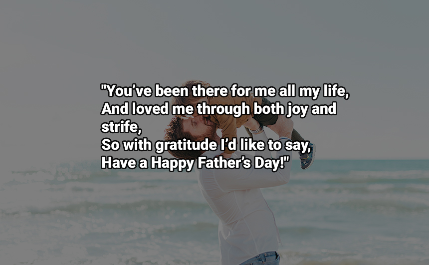 Father's Day Short SMS