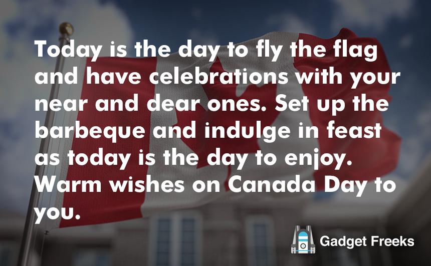Happy Canada Day Prayers