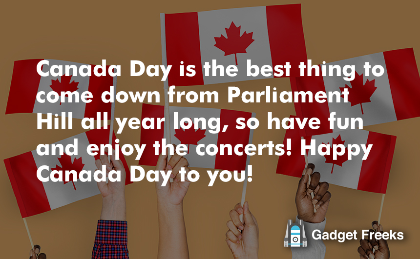 Happy Canada Day Wishes 2019