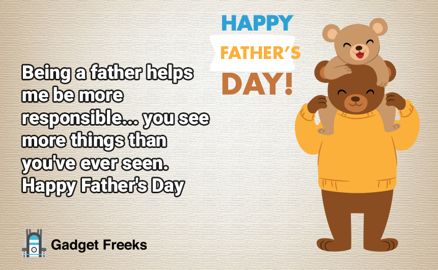 Happy Father's Day Gift Cards