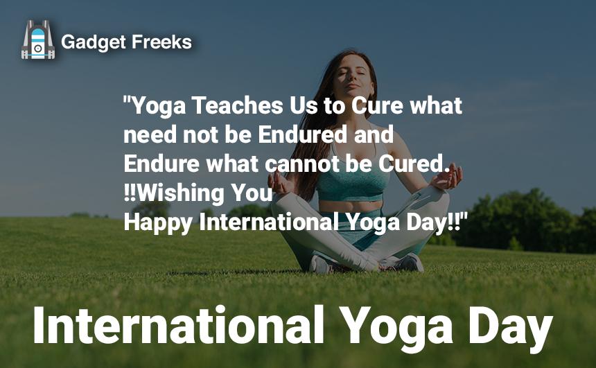 International Yoga Day 2019 Images