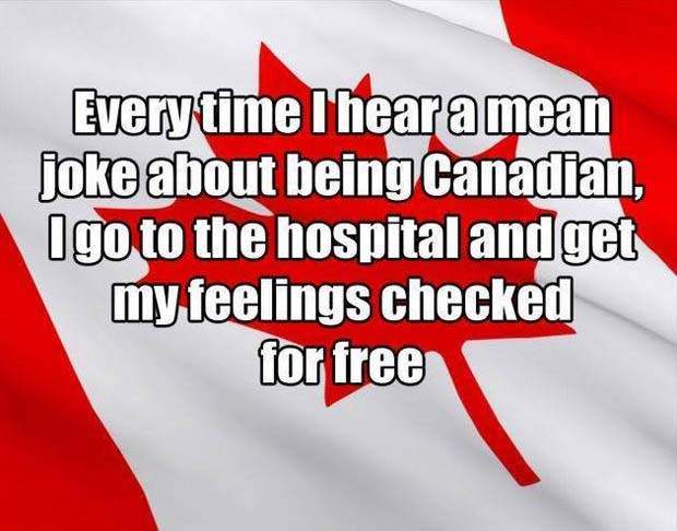Memes for Canada Day