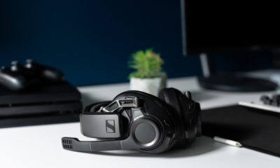 Sennheiser is coming up with their first wireless gaming headset, which is known as the GSP 670