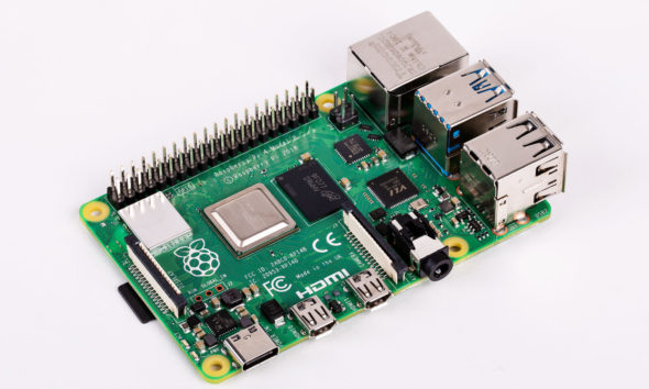The new Raspberry Pi 4 operating system is all ready to support 4K video