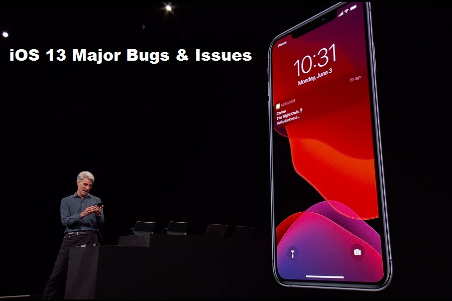 iOS 13 Developer Beta has some glitches and issues