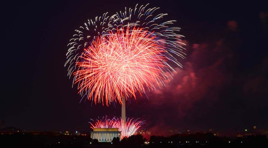 4th of July 2019- Fireworks, Events & Celebration in Washington DC
