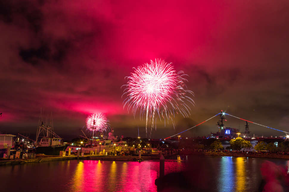 4th of July 2019- fireworks, Events & Celebrations in San Diego