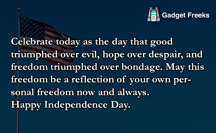 4th of July Greetings for Friends & Family