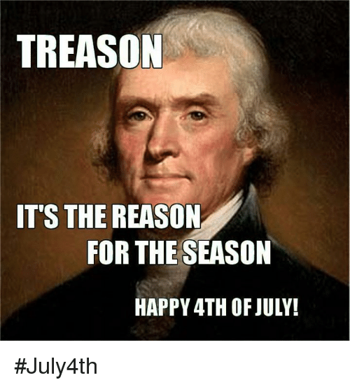 4th of July Memes for Instagram
