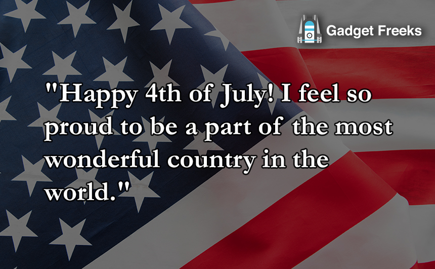 4th of July Messages & SMS for Clients & Customers