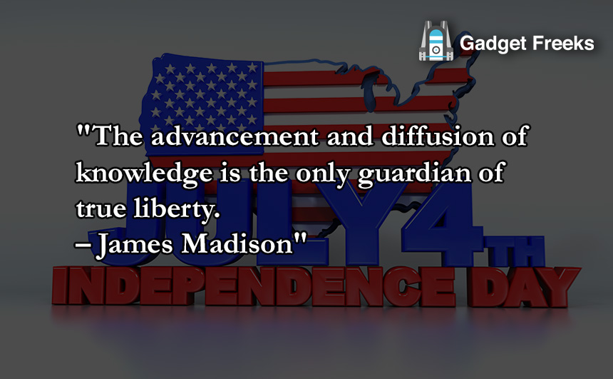4th of July Sayings