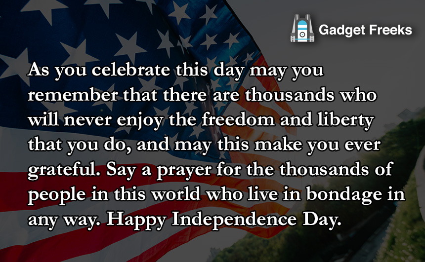 Fourth of July 2019 Greetings
