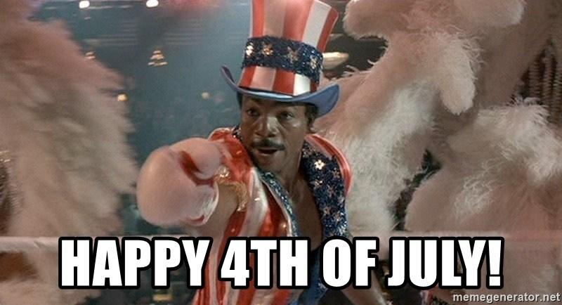 Fourth of July Funny memes
