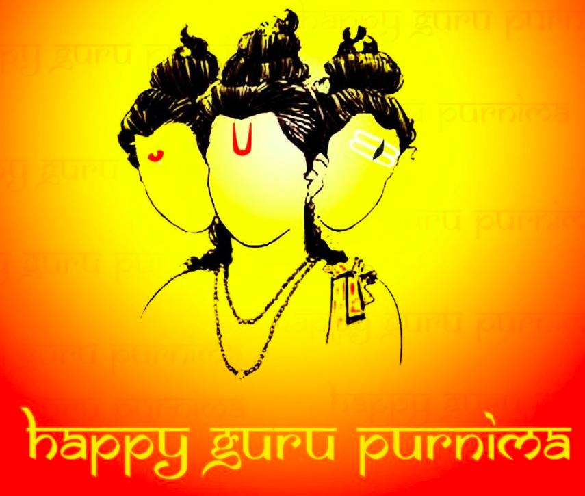 Guru Purnima Pics