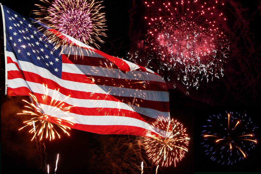 Happy 4th of July 2019- Fireworks, Events & USA Independence Day Celebrations