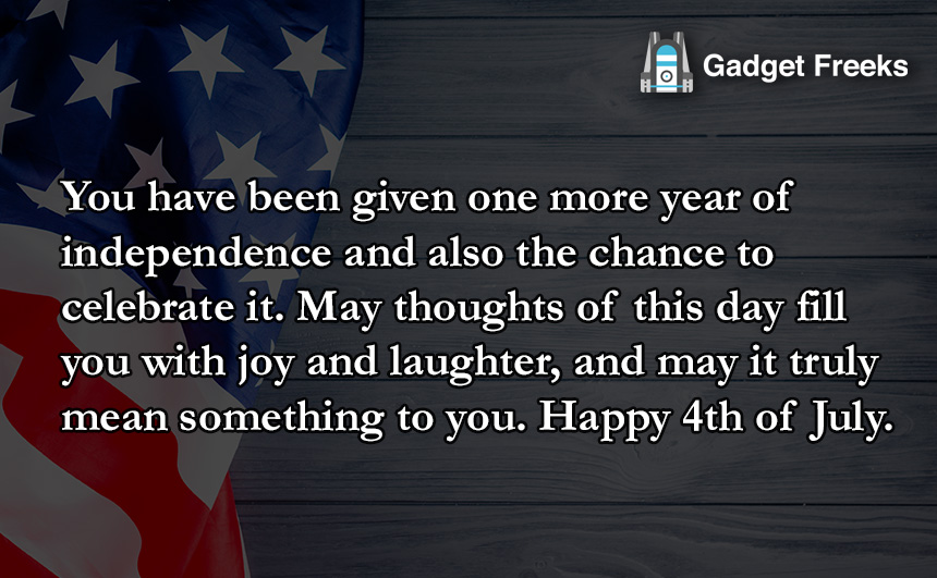 Happy 4th of July Blessings