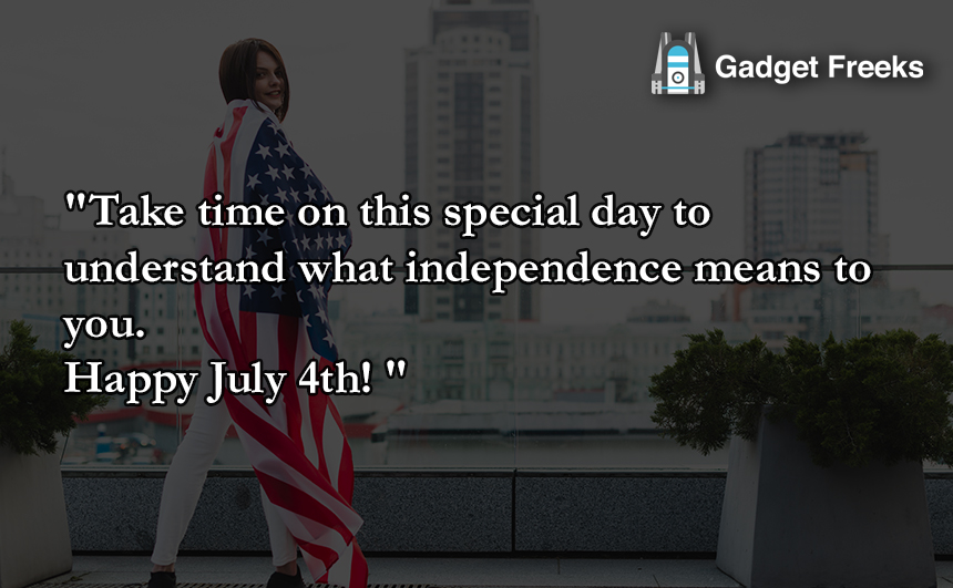 Happy 4th of July Thoughts