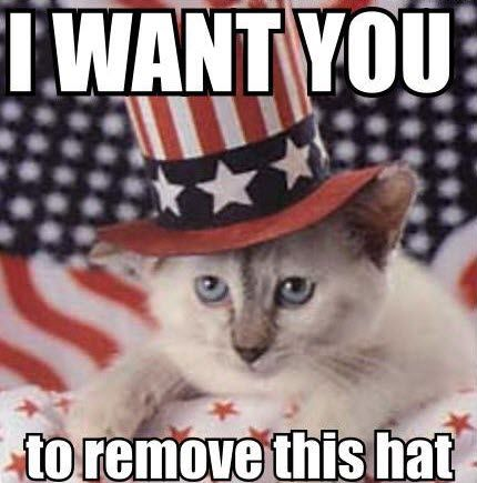I Want You To Remove This Hat