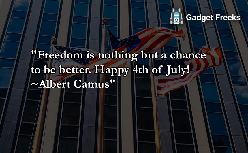 Patriotic Quotes for 4th of July 2019