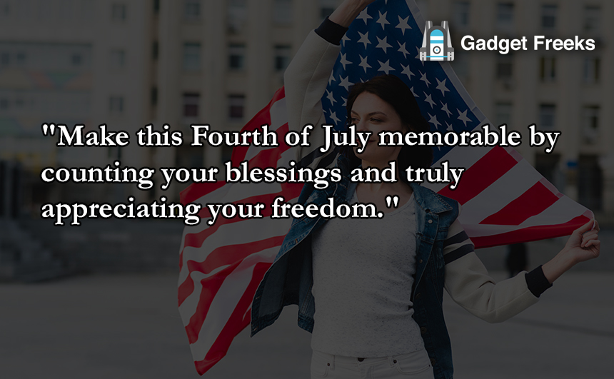 Quotes on 4th of July 2019