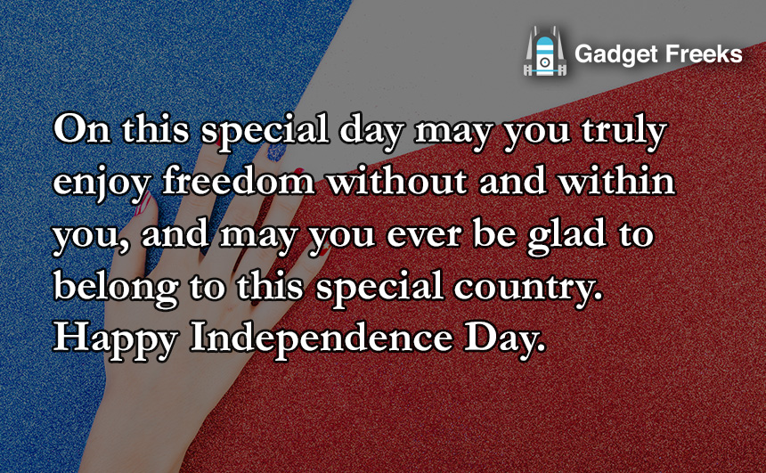 USA Independence Day Greetings for 4th July