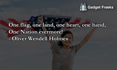 USA Independence Day Patriotic Quotes