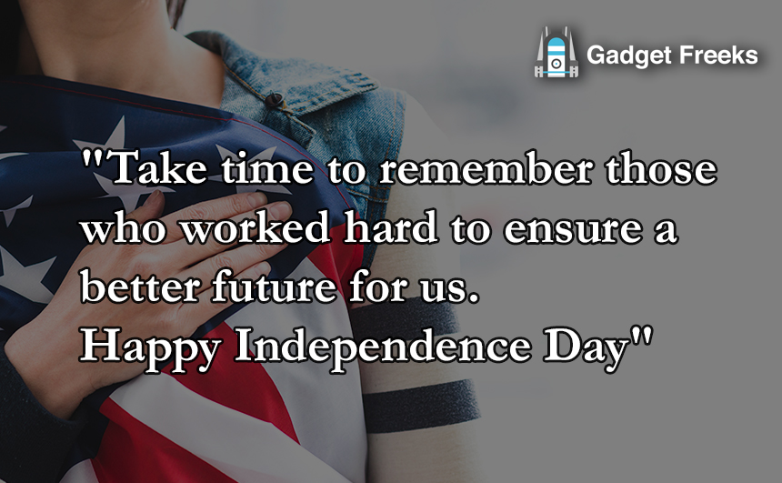 USA Independence Day Wishes 2019