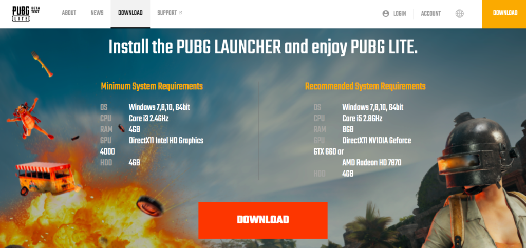 How to Download & Install PUBG Lite on PC, Laptop, Windows