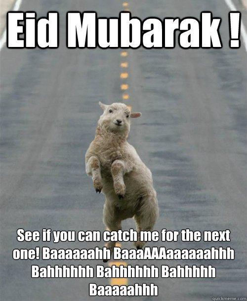 EId Mubarak Funny Memes