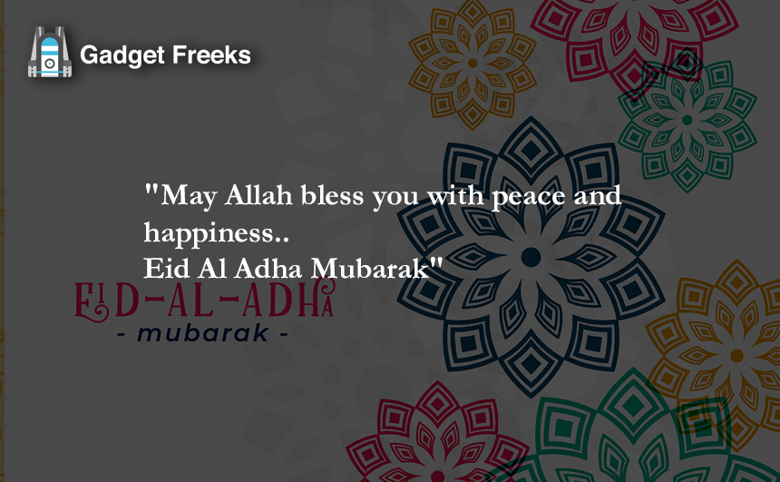 Eid Al Adha Mubarak Messages