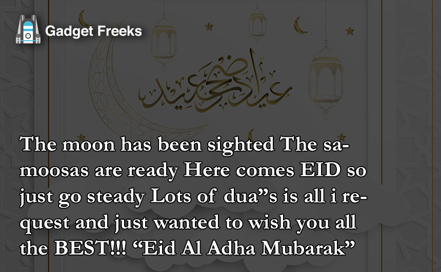 Eid Al-Adha Poems