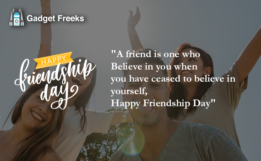 Friendship Day Captions