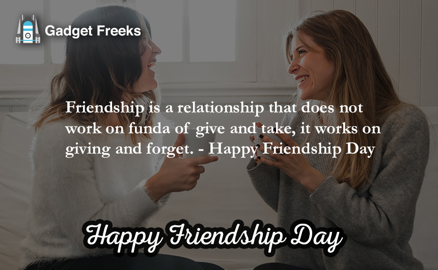 Friendship Day Cards