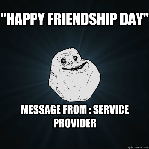 Friendship Day Funny Meme