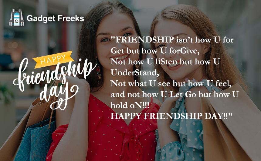 Friendship Day Love Poems