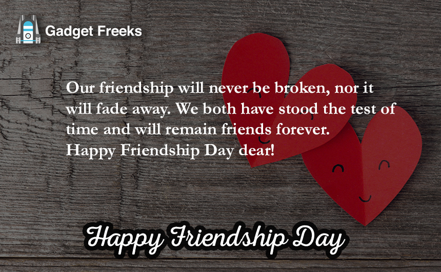 Friendship Day Love Wishes for Boyfriend & Girlfriend